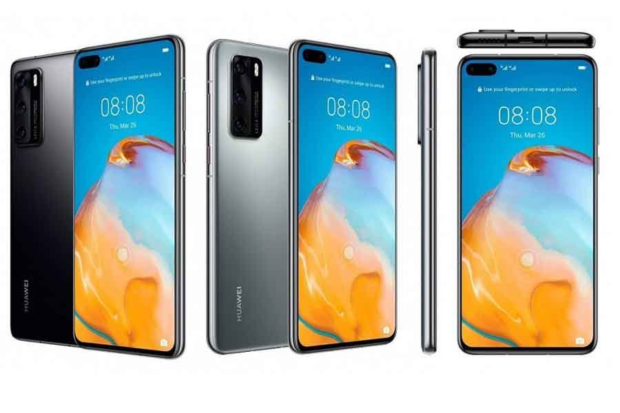 huawei P40 display camera price nepal