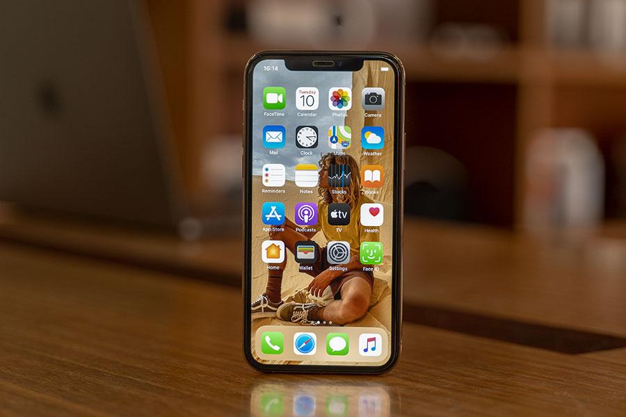 iphone 11 pro display notch ios 13