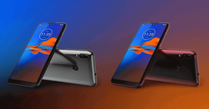 motorola moto e6s launched price specifications launch date