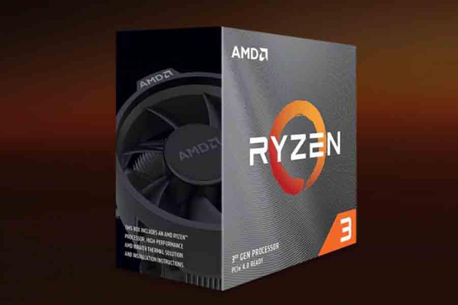 AMD Ryzen 3100 3300X packaging specs price launch availability