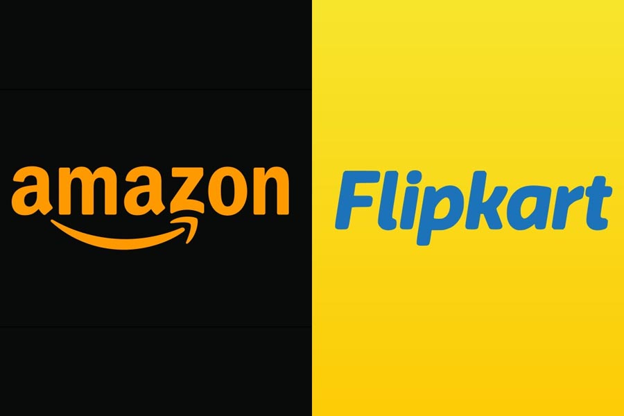Amazon Flipkart resume smartphone delivery India