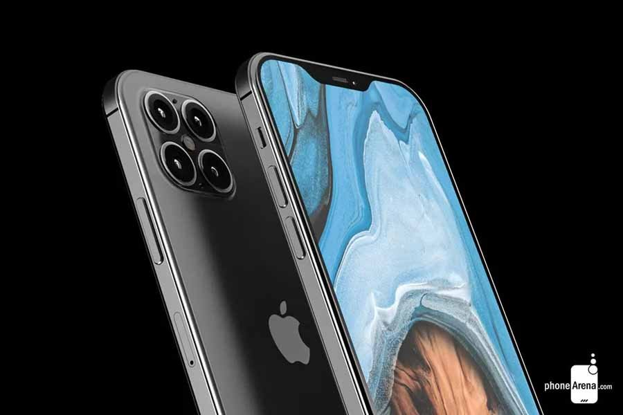 Apple iPhone 12 renders (PhoneArena)