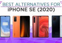 Best alternatives for iPhone SE (2020)