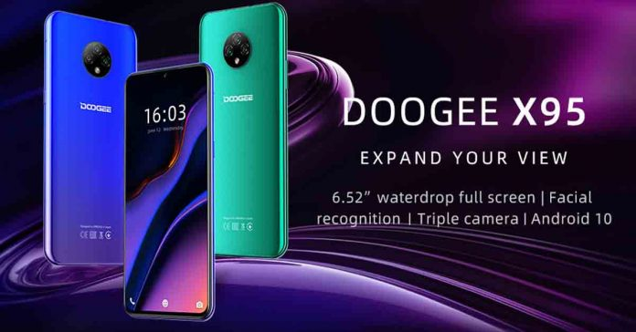 Doogee X95 launched specs price in nepal launch availability