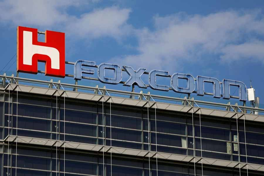 Foxconn (Hon Hai) - contract electronics maker