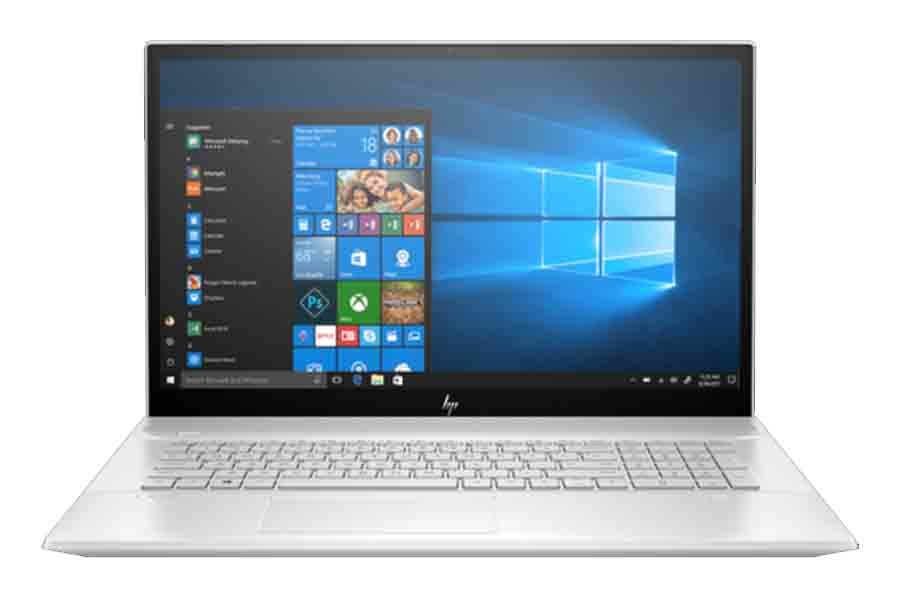 HP Envy 17 2020 display specs price launch availability