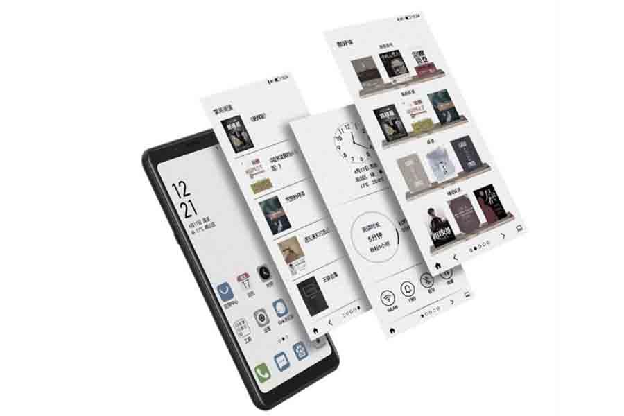 Hisense A5 Pro CC Colored E-ink Display e-book reader devices