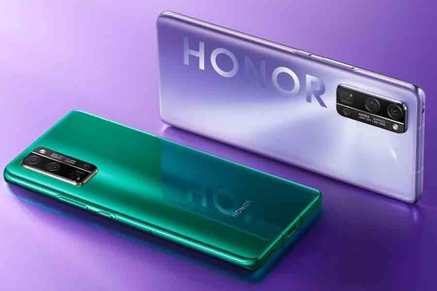 Honor 30 Pro+ Design series price specs