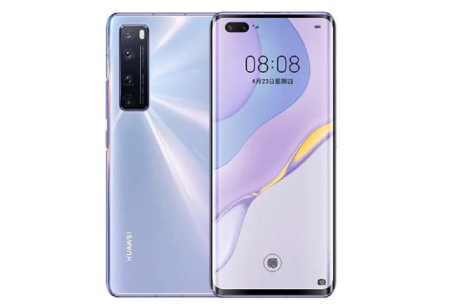 Huawei nova 7 Pro silver