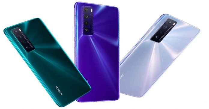 Huawei nova 7 series launched