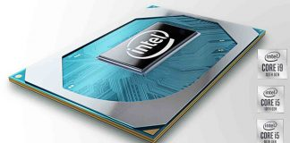 Intel 10 Gen H-series processors announced