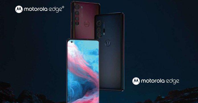 Motorola Edge, Edge+ launched price in nepal