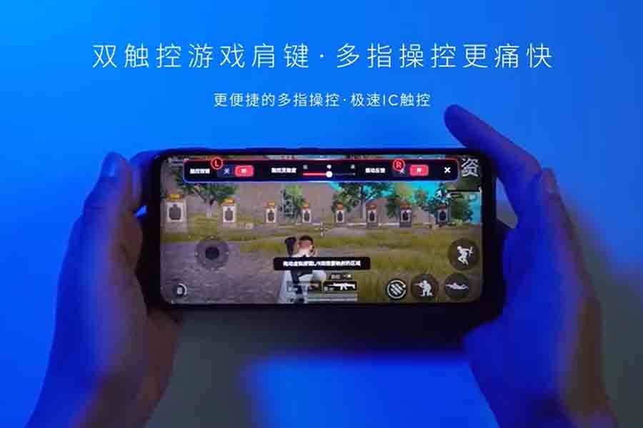 Nubia Play 5G shoulder button price availability specs launch