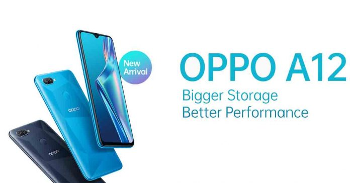 Oppo A12 launched specs price availability