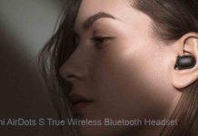 Redmi AIrDots S True Wireless Bluetooth Headset specs availability price in nepal