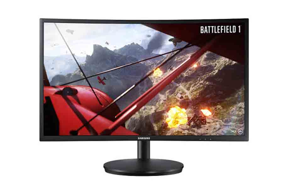 Samsung LC27FG73FQWXND 27-inch gaming monitor