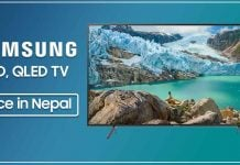 Samsung TV Price in Nepal LED QLED 4K UHD FHD HD