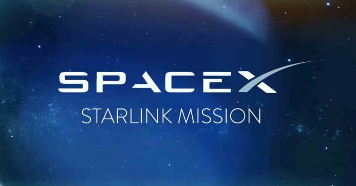 Starllink Beta testing satellite internet falcon elon musk