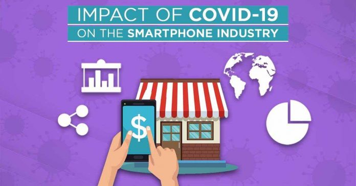 The impact of COVID-19 on the smartphone industry