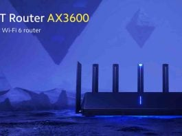 Xiaomi Mi AIoT Router AX3600 and Ac2350 specs price availability
