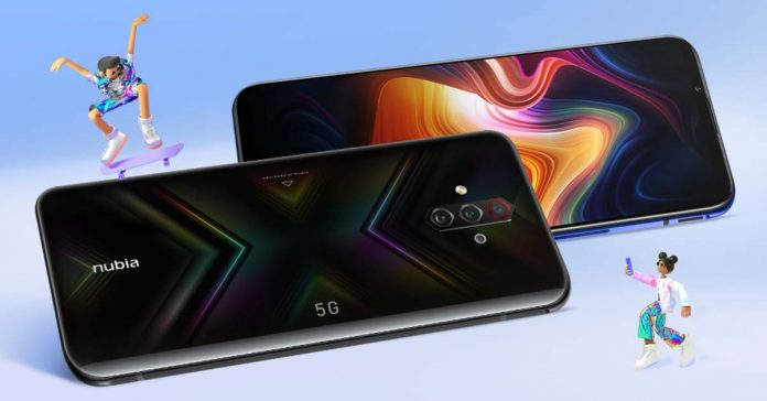 ZTE Nubia Play 5G launched Price in Nepal