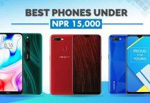 best phones under 15000 nepal