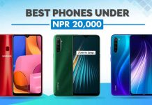best phones under 20000 nepal