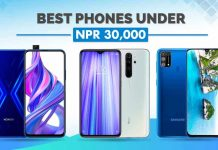 best phones under 30000 nepal