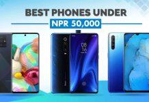 best phones under 50000 nepal