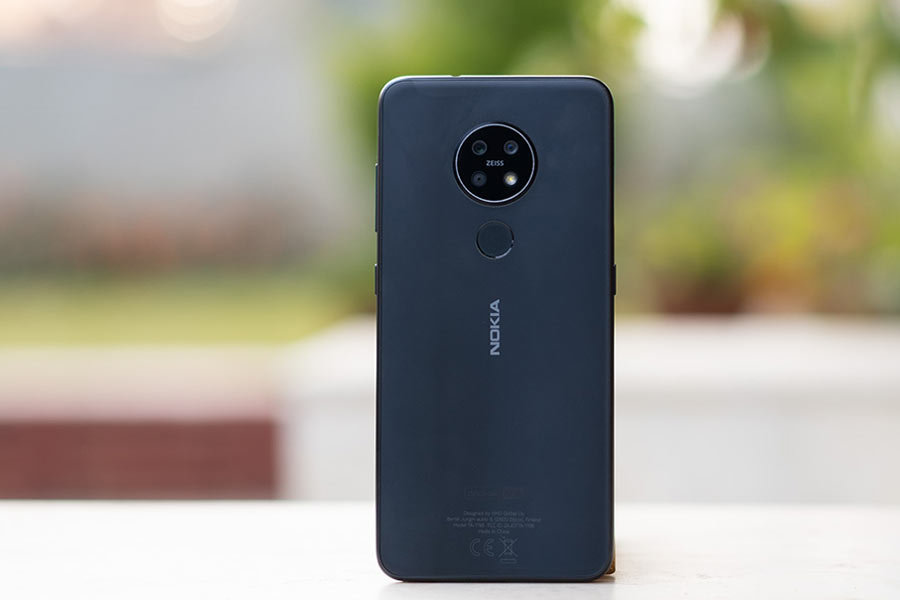 nokia 7.2 back design