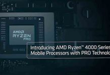 AMD Ryzen Pro 4000 series launched specs price availability