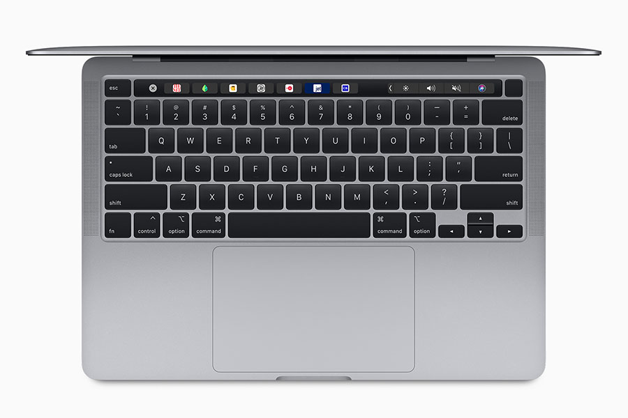 Apple MacBook Pro 13-inches (2020) Magic Keyboard