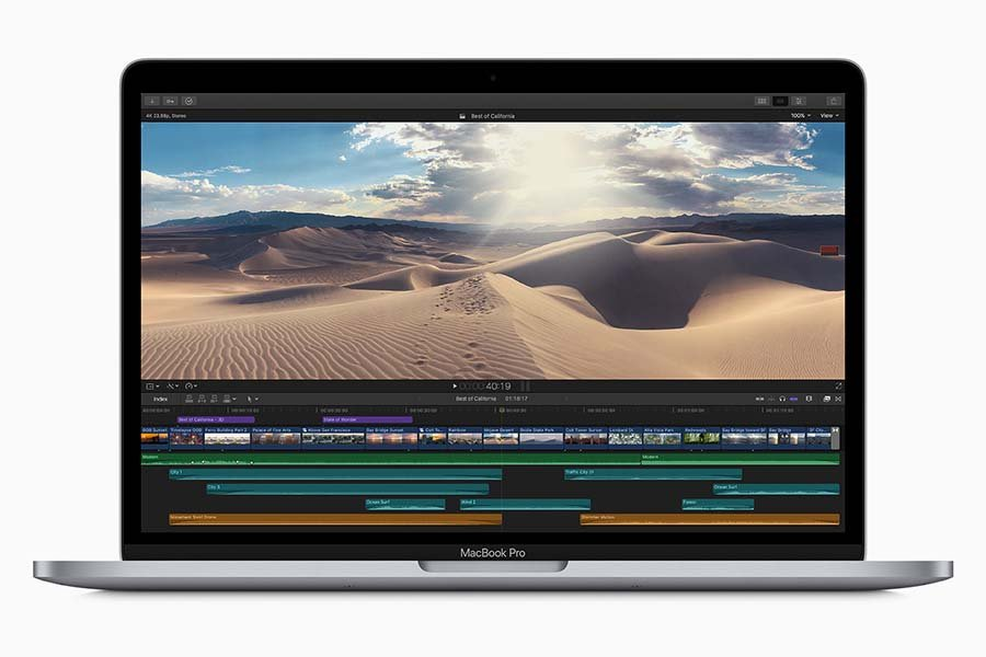 Apple MacBook Pro 13-inches (2020) Performance