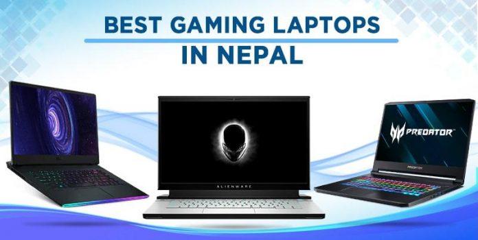 Best Best Gaming Laptops in nepal