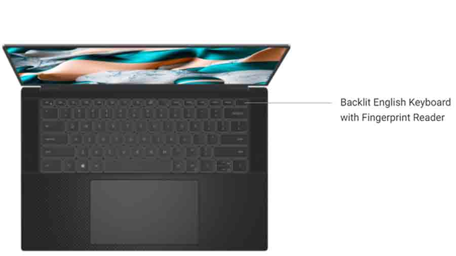 Dell XPS 15 9500 keyboard specs price nepal launch availability