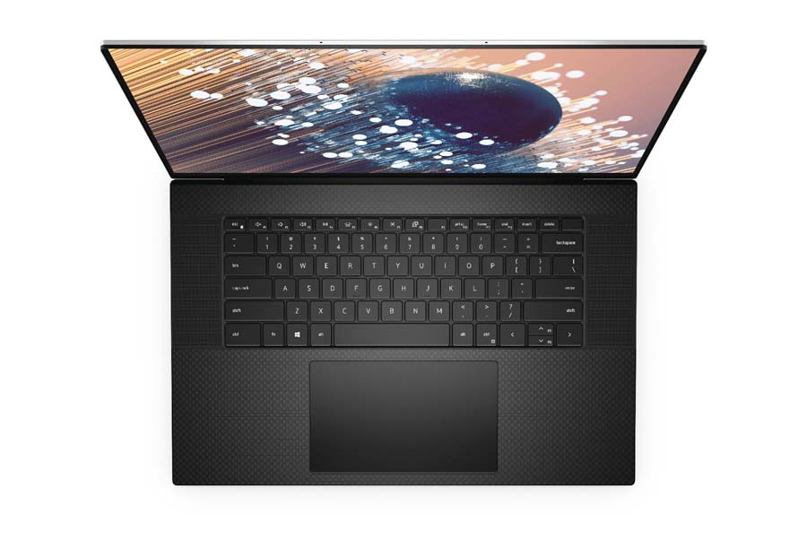 Dell XPS 17 9700 Keyboard, Trackpad, Speakers