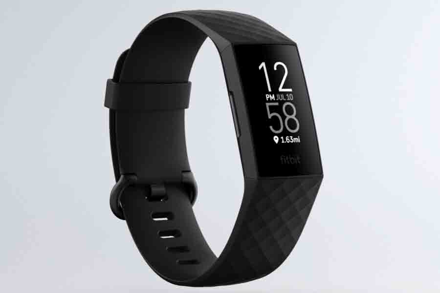 Fitbit Charge 4 Design and Display specs features price fitness band nepal availability
