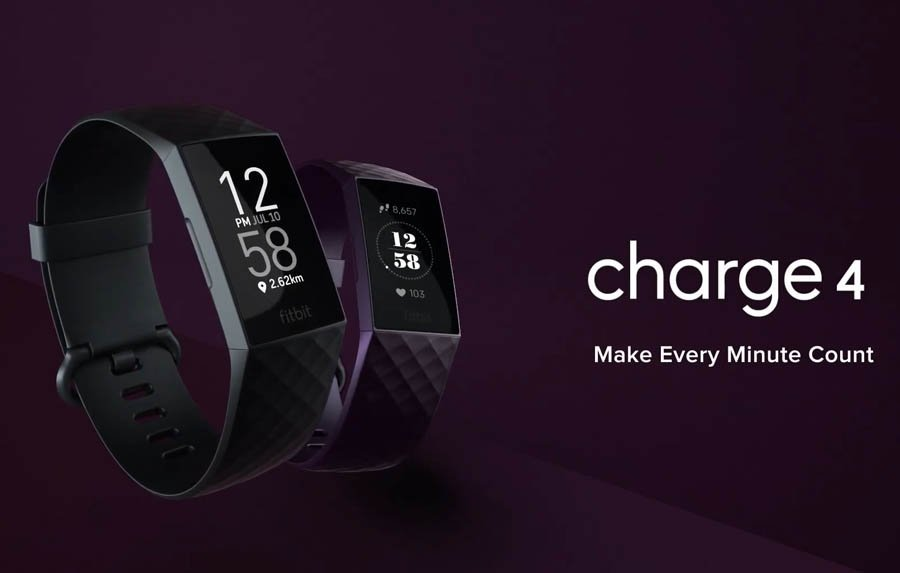 Fitbit Charge 4, SE fitness trackers