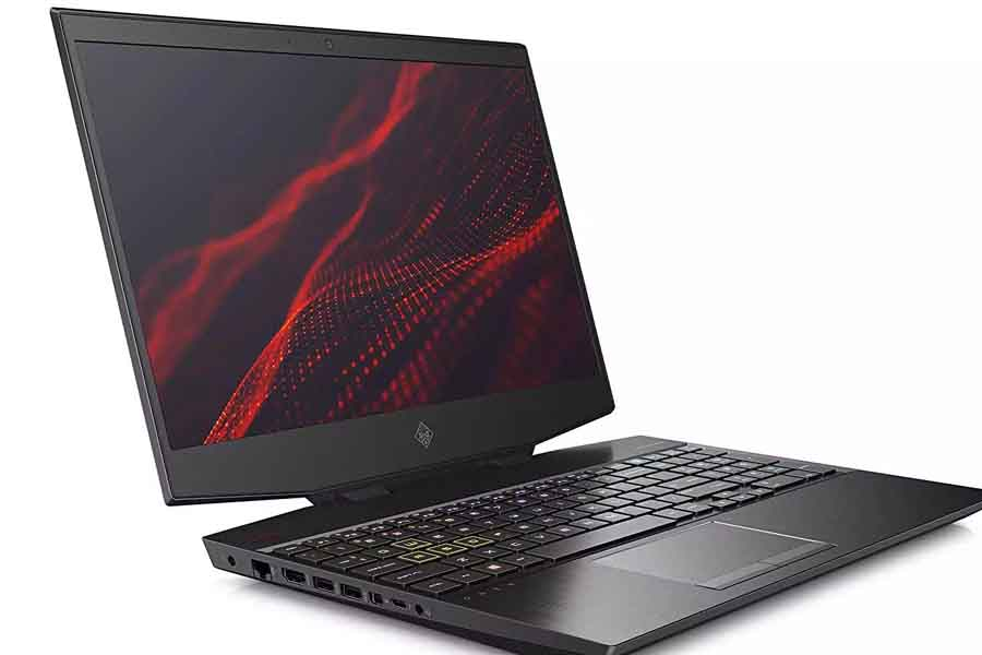 HP Omen 2019 display black Best High-end Gaming Laptops under 2 Lakhs in Nepal
