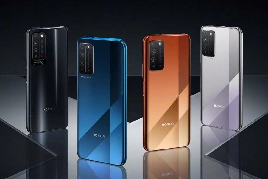 Honor X10 - Color Options