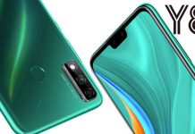 Huawei Y8s launched specs price nepal availability