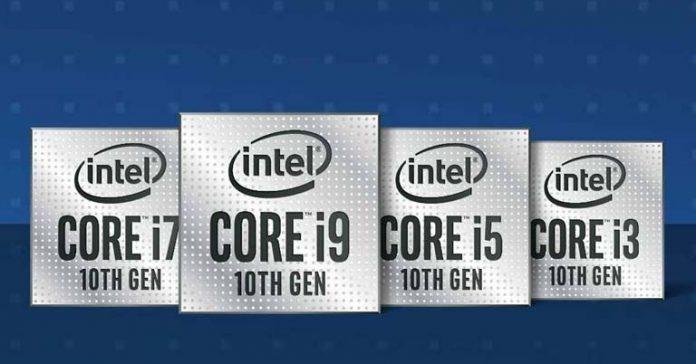 Intel 10th Gen Comet Lake-S Desktop CPU Price in Nepal i9-10900K i7-10700K i7-10700 i5-10400