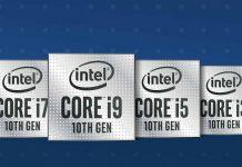 Intel 10th gen Comet Lake Desktop Processors announced