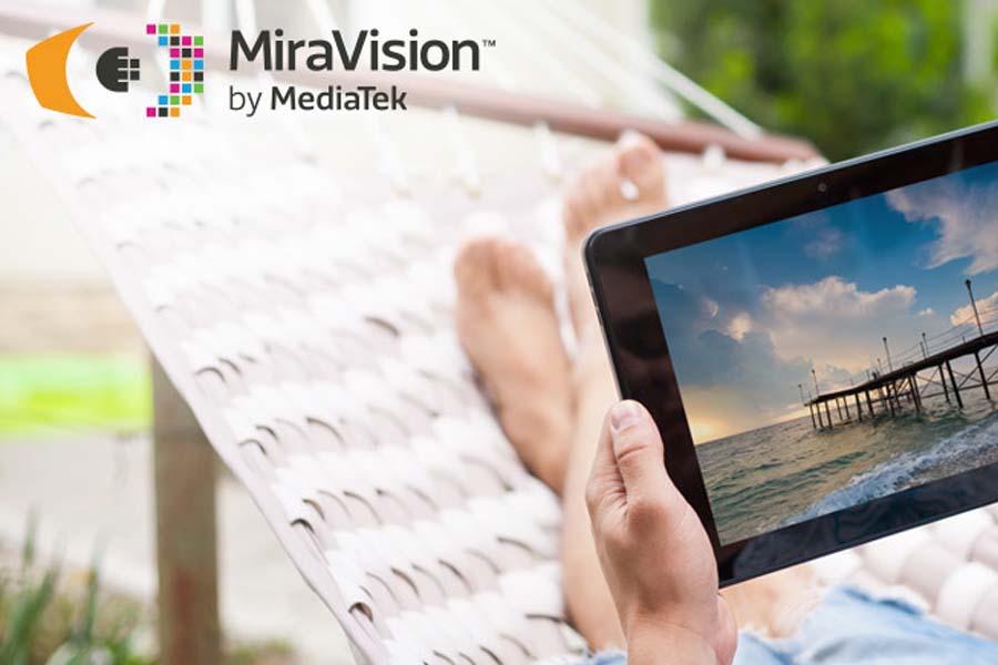 MediaTek MiraVision Display Technology