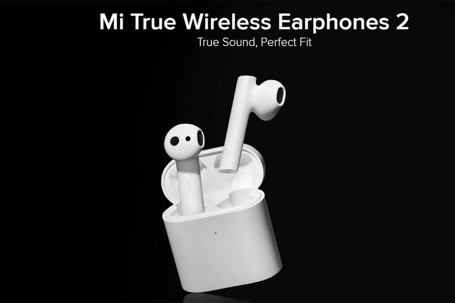 Mi True Wireless Earphones 2 charging case