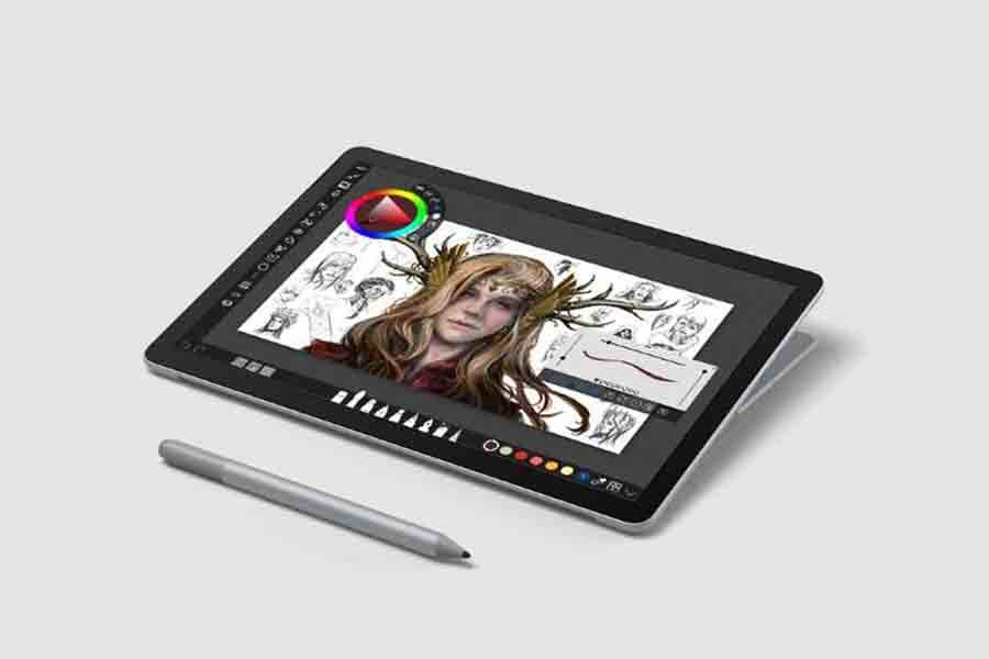 Microsoft Surface Go 2 Display specs price nepal availability launch