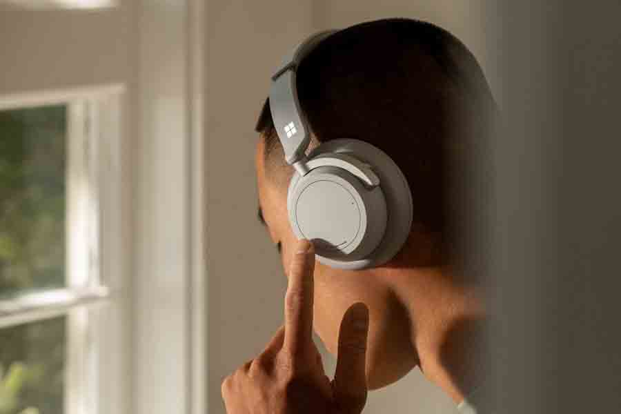 Microsoft Surface Headphones 2 controls specs price nepal availability