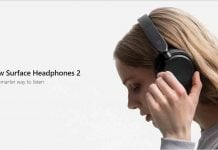 Microsoft Surface Headphones 2 launched price nepal specs availability