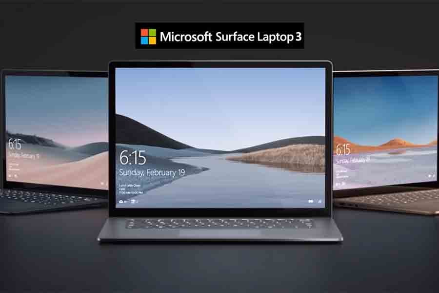 Microsoft Surface Laptop 3 price nepal specs price launch availability