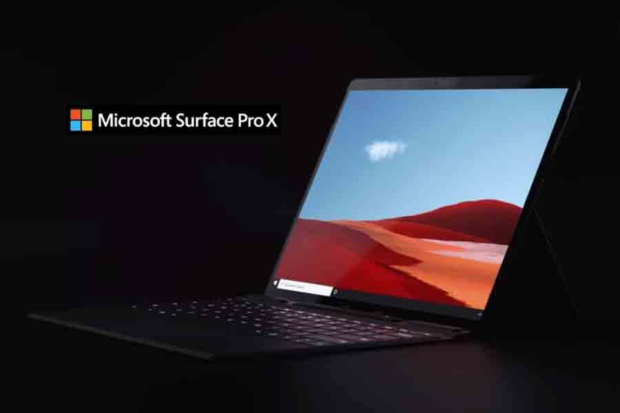 Microsoft Surface Pro X price nepal specs launch availability nepal